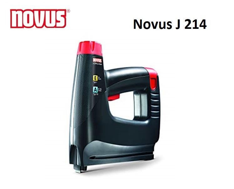 Novus J 214 accu tacker 3,6V/Li-ionen
