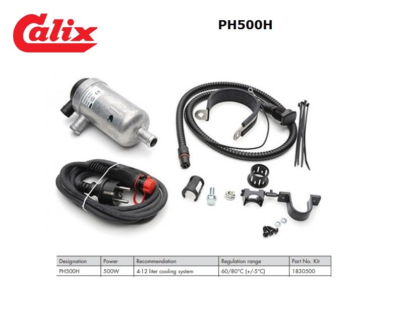 PH500H Kit 500W 4-12 liter cooling system 60/80°C (+/-5°C)