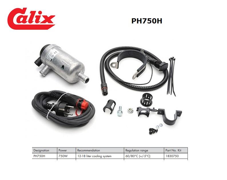 PH750H Kit 750W 12-18 liter cooling system 60/80°C (+/-5°C)