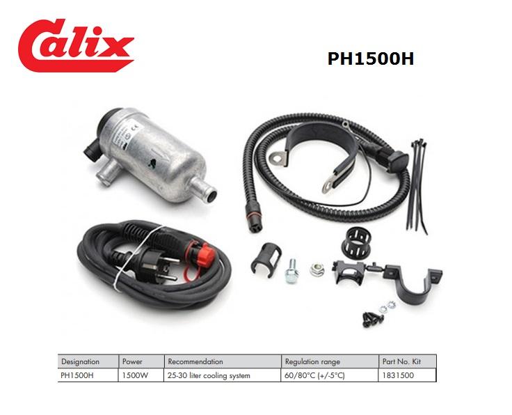 PH1500H Kit 1500W 25-30 liter cooling system 60/80°C (+/-5°C)