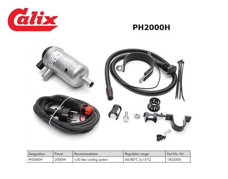 PH2000H Kit 2000W 30 liter cooling system 60/80°C (+/-5°C)
