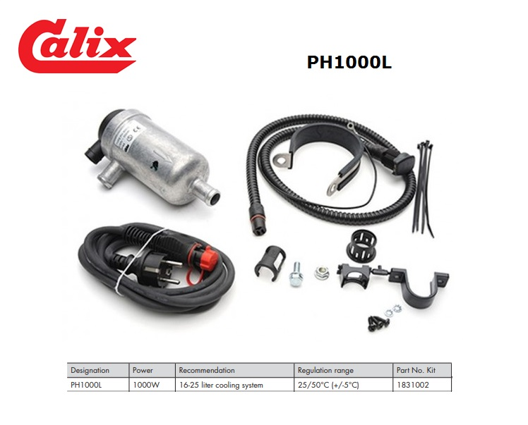 PH1000L Kit 1000W 16-25 liter cooling system 25/50°C (+/-5°C)