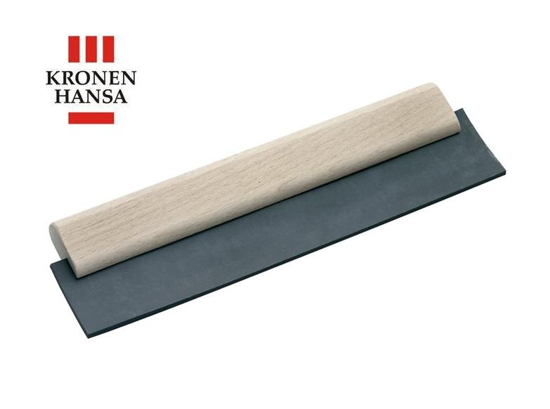 Voegkam 200x60x5,5mm m.houten greep