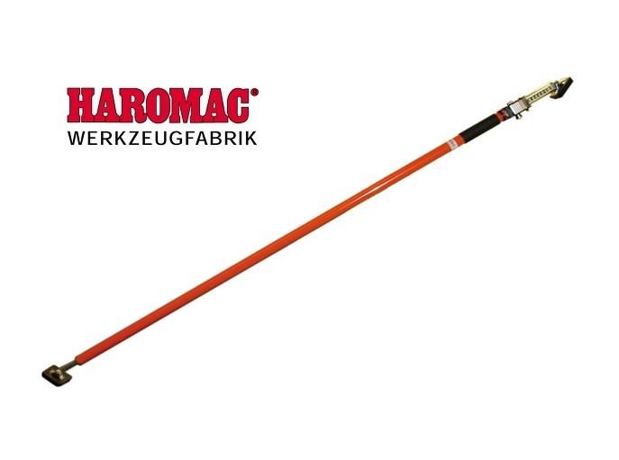 Montagestempel 160-290cm m.handverstelling Stalen buis
