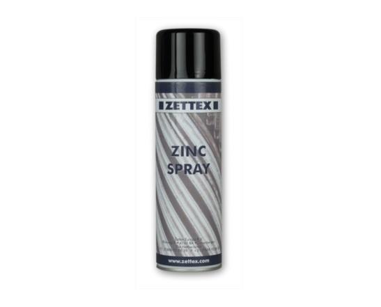 Zink-spray spuitbus 500ml Zettex 410401