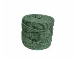 SisaL Twine 2 ply/3ply 200G /Ball Dyed Color 1,62MM(500 mtr/Kg)