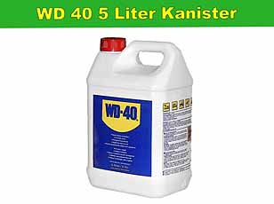 Multi-purpose spray 5000ml WD-40 49505