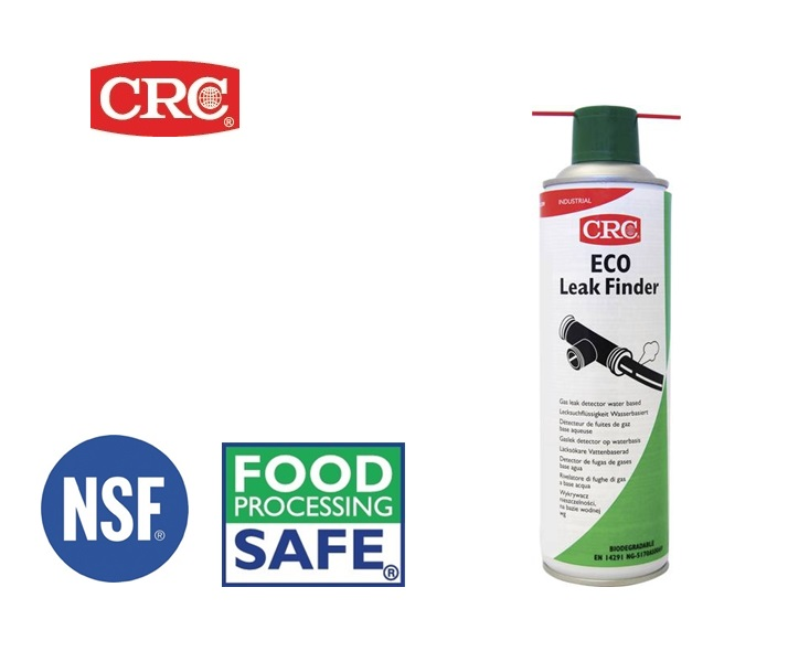 Lekzoekspray Eco Leak Finder NSF-P1 500ml CRC 10732