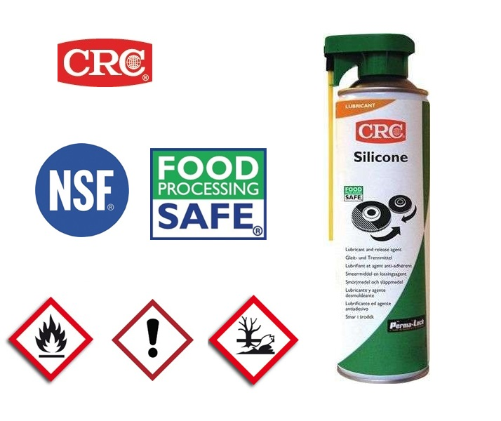 CRC Glij- en scheidingsspray 500 ml CRC NSF H1
