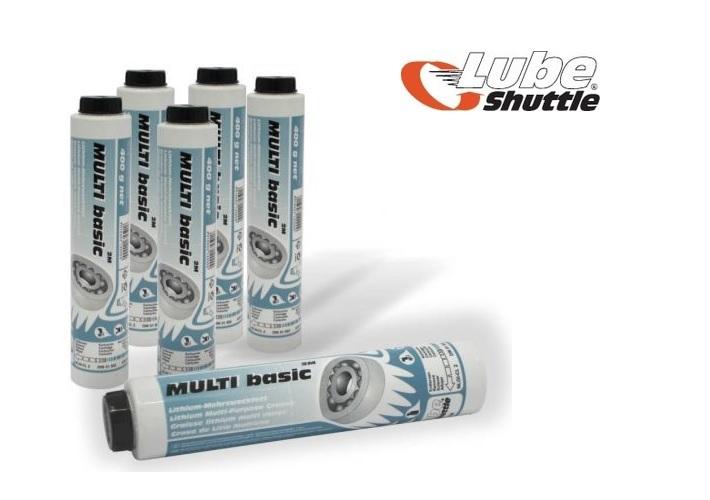 Lube-Shuttle Multi Purpose Lithium-vetpatroon 400 g