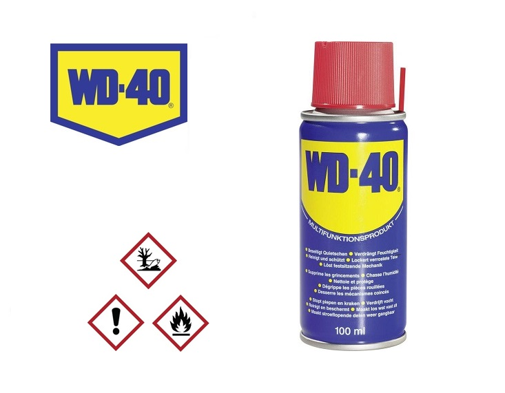 WD40 100 ml Multispray