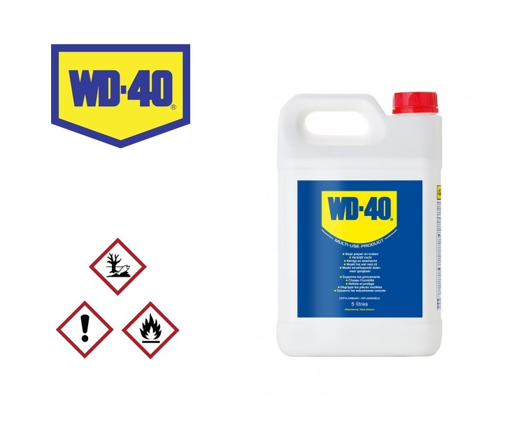 WD40 5000ml Multispray