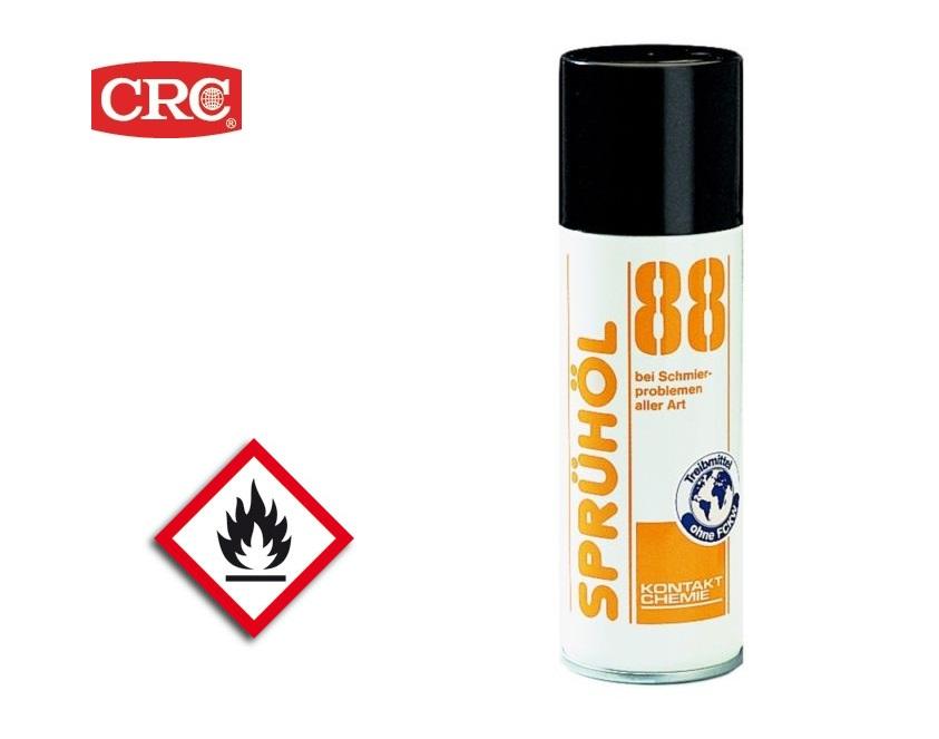 Precisiemechanische olie 200ml Olie spray