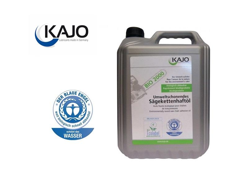 kettingolie Bio 76 mm²/s 5 ltr.