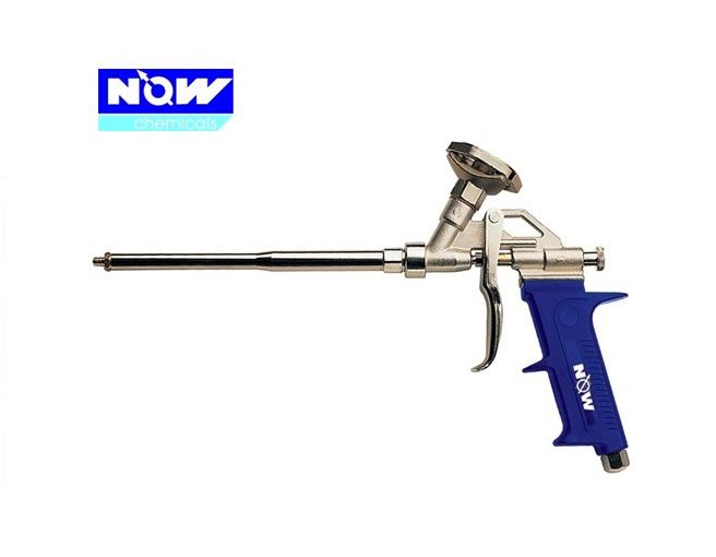Schuimpistool 1K Bouwuitvoering 3-voudige PTFE-afdichting NOW