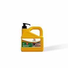 Dreumex Wash & Care 2 in 1 Can + pomp 3 L, Dreumex 11630001005