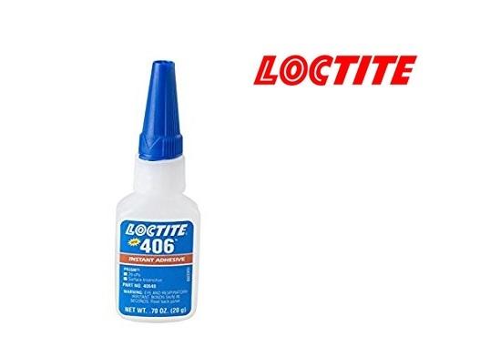 Loctite 406 Snellijm 20gr. Loctite 1919335