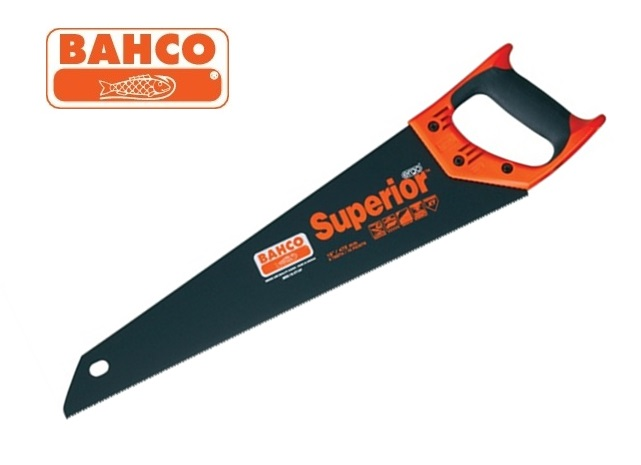 Bahco handzaag 475mm Superior 2600-19-XT-HP