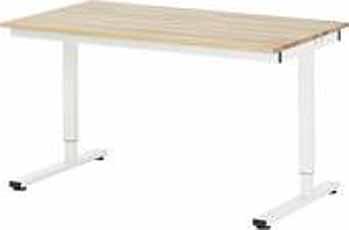 Werktafel RHE 1250 x 800 Beuken-Plaat stelvoeten
