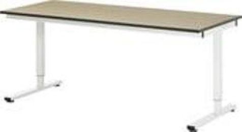 Werktafel RHE 2000 x 800 MDF-Plaat stelvoeten
