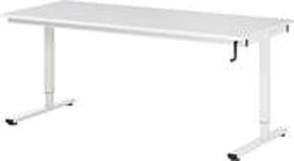 Werktafel RHE 2000 x 800 Melamin-Plaat spindel