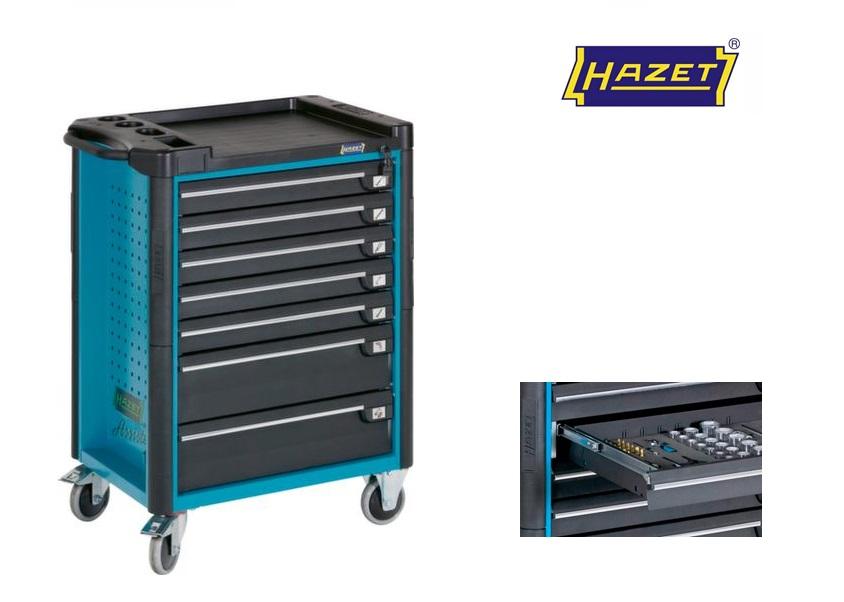 Hazet Gereedschapwagen 1040x817x502mm Assistent 7 laden 179- 7