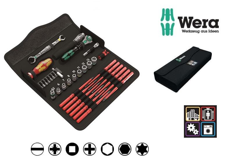 Wera Kraftform Kompakt W1 Gereedschapsset 35-tlg