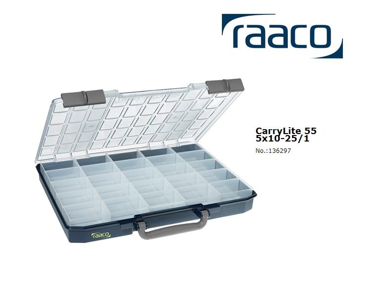 Raaco Sorteerdoos Carry-Lite 55 5x10-25/1