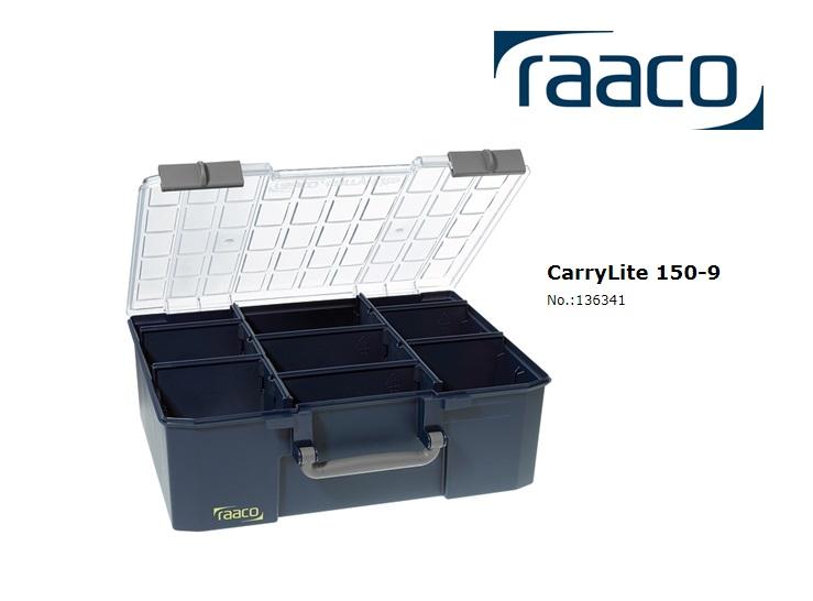 Raaco Carry-Lite 150-9 415x320x150mm