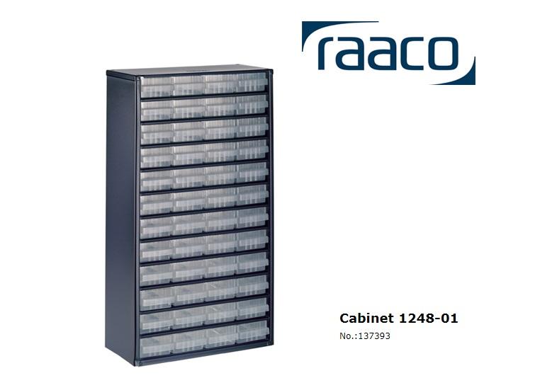 Raaco Lademagazijn Type 1248-01 48 blauw