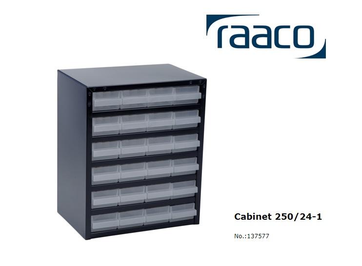 Raaco Lademagazijn Type 250/24-1 357x255x435mm
