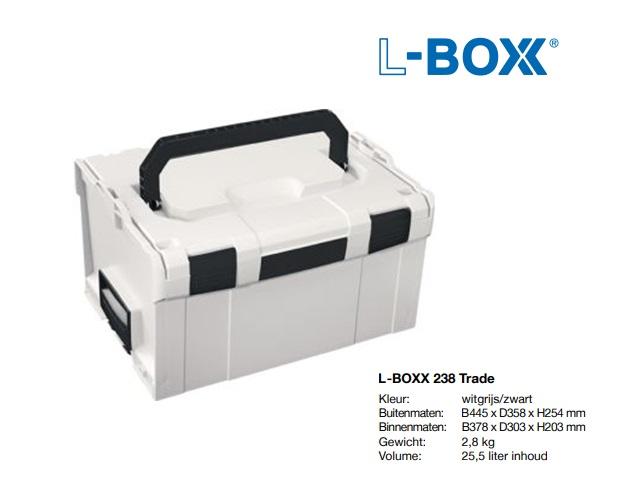 L-BOXX 238 Trade 445 x 358 x 254 mm