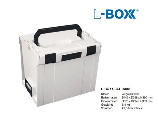 L-BOXX 374 Trade 445 x 358 x 390 mm