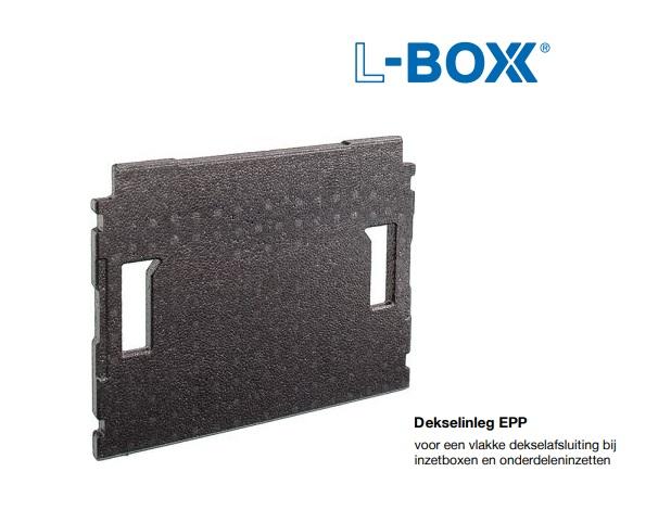 Dekselinleg EPP L-BOXX