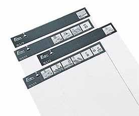 Lista Script labels Gr. 47 x 12 mm 2 A4-vellen met 76 etiketten