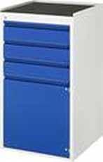 Schuifladenkast 580 x 650 x 1035 A3-L7.2-M Melamine-Top