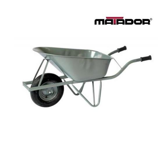 Kruiwagen 80 Liter luchtband M-100-L4 Matador 10816
