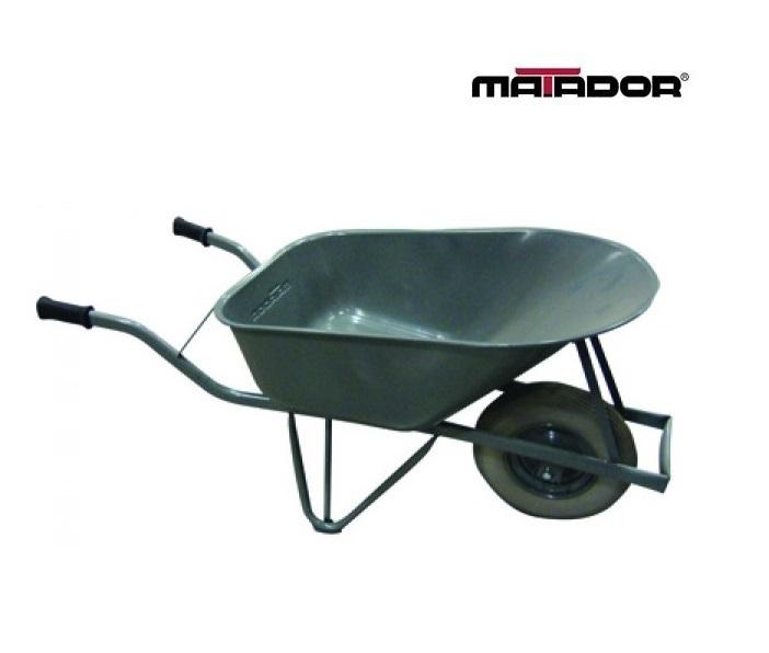 Kruiwagen 80 Liter luchtbandwiel M-110-L4 Matador 10846