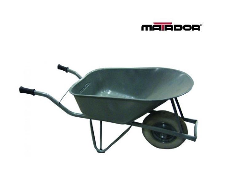 Kruiwagen 80 Liter lekvrij wiel M-110-CT Matador 10852