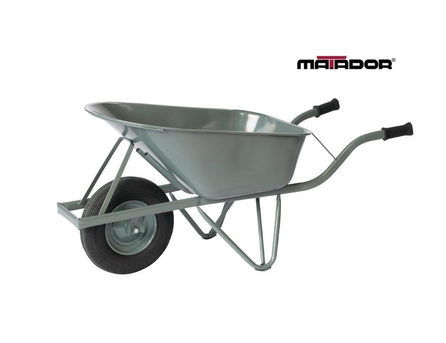 Kruiwagen 80 Liter versterkt luchtband M-120-L4 Matador 10860