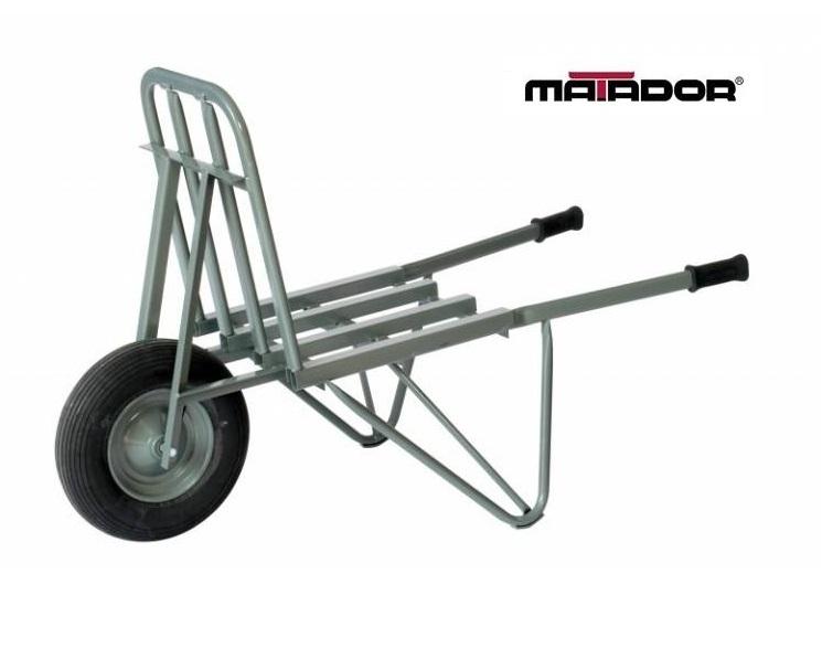 Steenkruiwagen M-200-CT lekvrij wiel Matador 10910