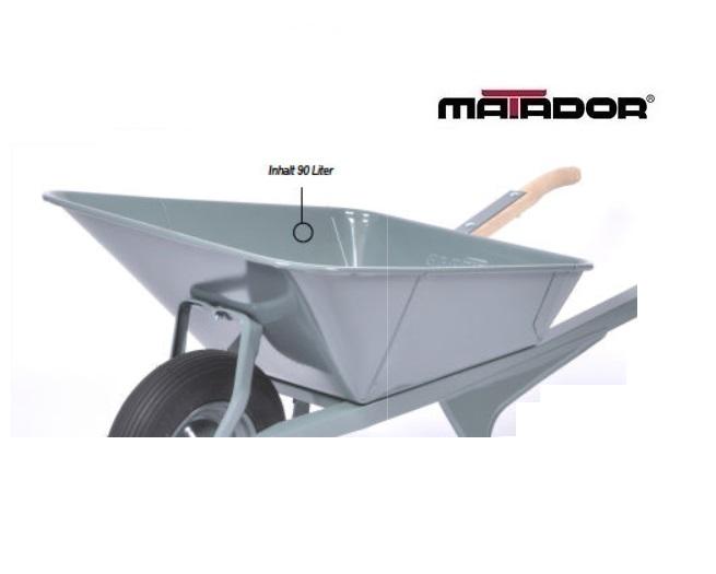 Kruiwagenbak voor Matador K1