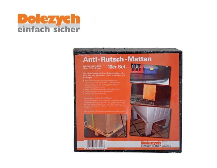 Anti-slip-mat 120x180x8mm van granulaat VDI 2700