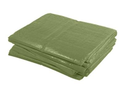PE dekkleed Standard 2x3m olijfgroen