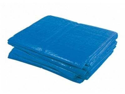 PVC dekkleed Standard 2x3m blauw