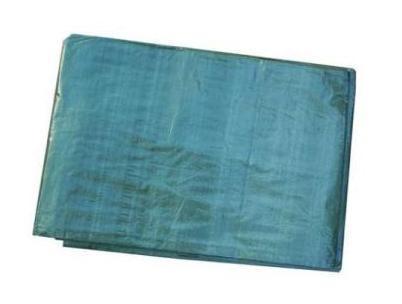 PE geweven doek 2x100m Standard olijfgroen