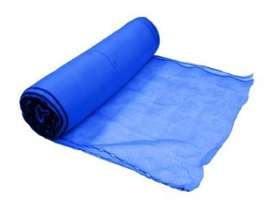 PE steigernet Economy 2,57x20m blauw