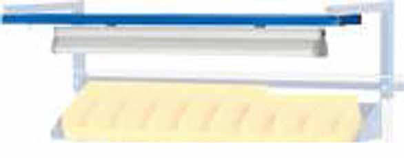 Lichtbalk met montagerail B 750mm