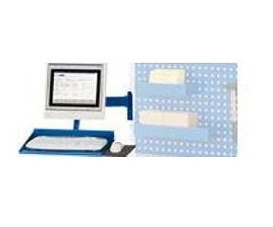Zwenkarm voor flatscreen Toetsenbord / muis
