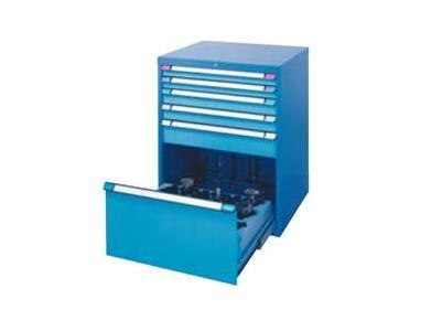 CNC-ladekast voor 24 Inzetten 805x695x1000mm ISO / SK 30-40-50